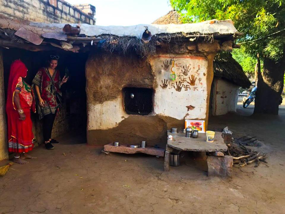 Bishnoi-Village-in-Jodphur-India