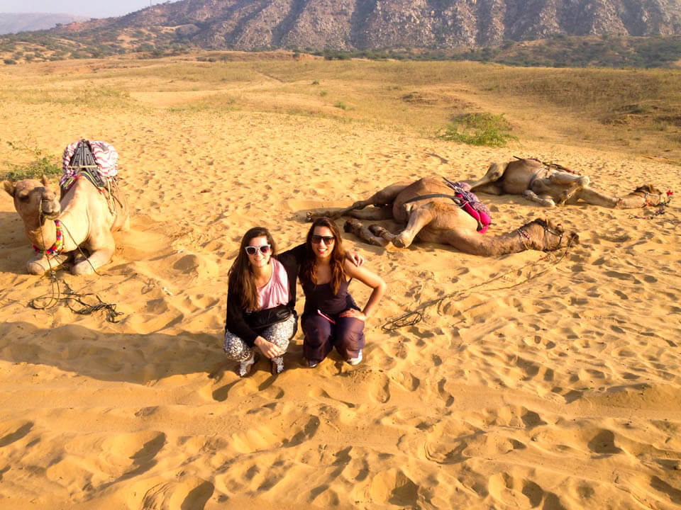 Camel_Ride_India