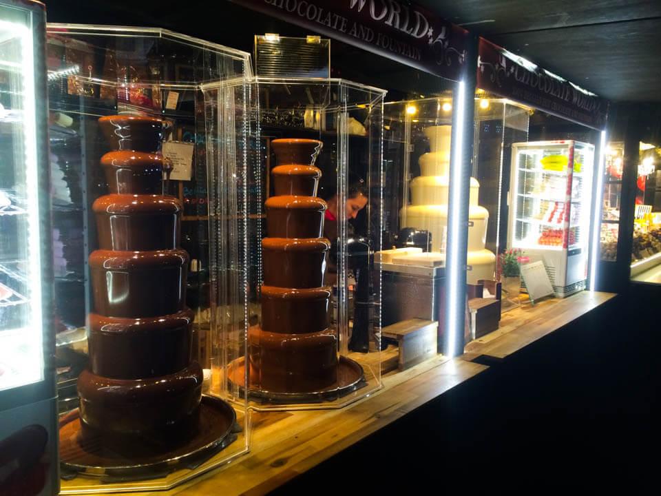 Chocolate_Fountain