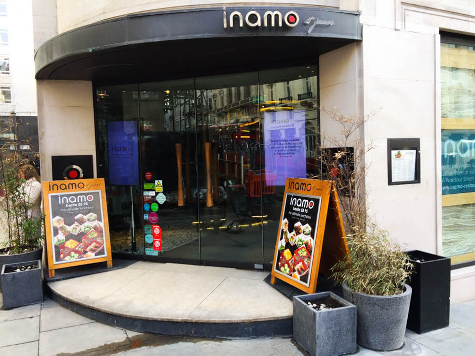 best restaurants in London Inamo_Restaurant