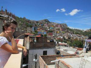 Guanajuato views from my terrace