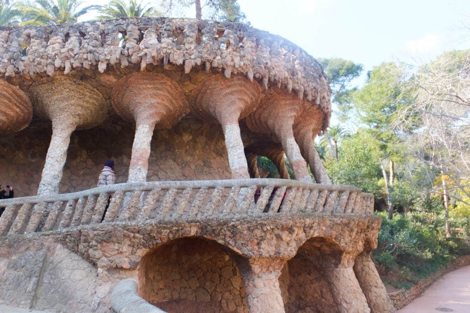 Architecture_Park_Guell_Barcelona