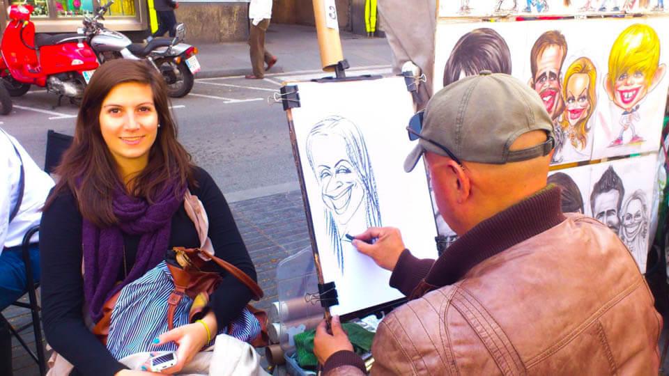 Las_Ramblas_Painting