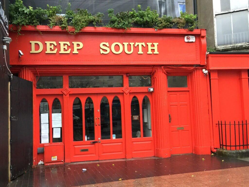Deep South best Irish pubs in Cork