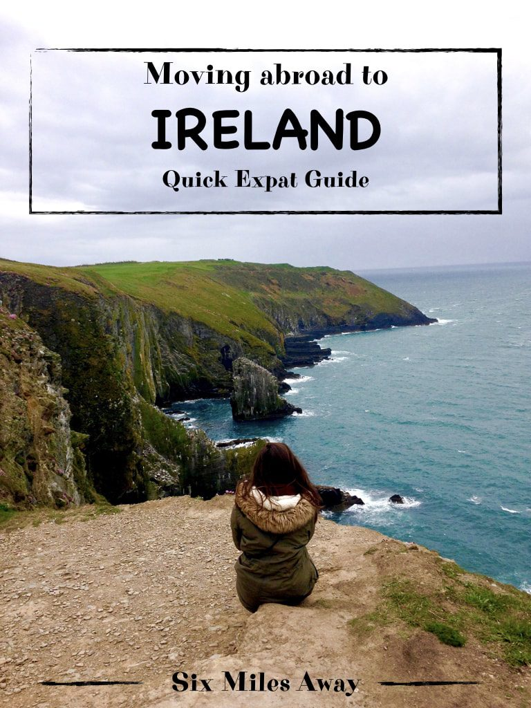 Expat guide on moving abroad to Ireland