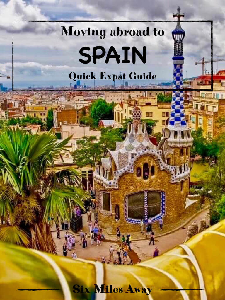 Moving abroad to Spain