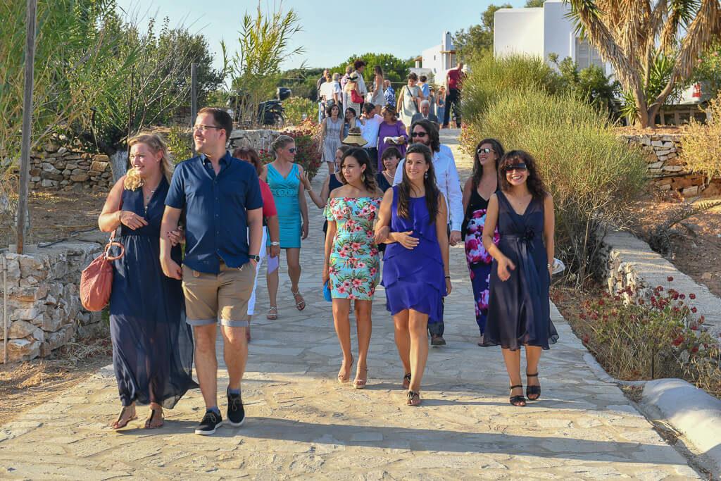 Kleidung griechische hochzeit Griechische Hochzeit