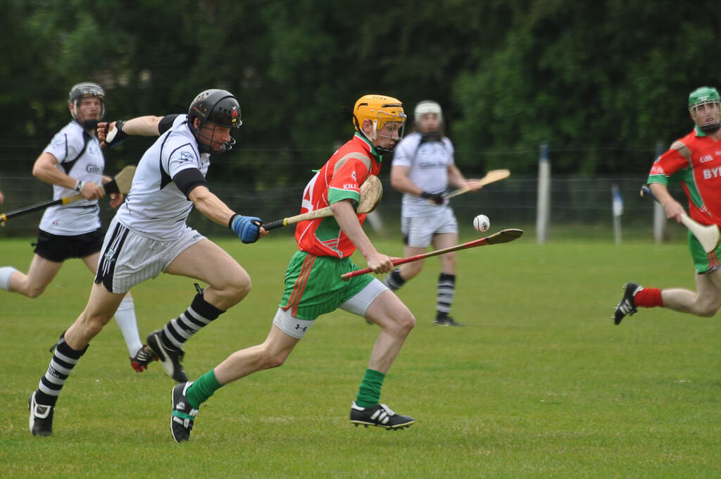 Irish sport Hurling