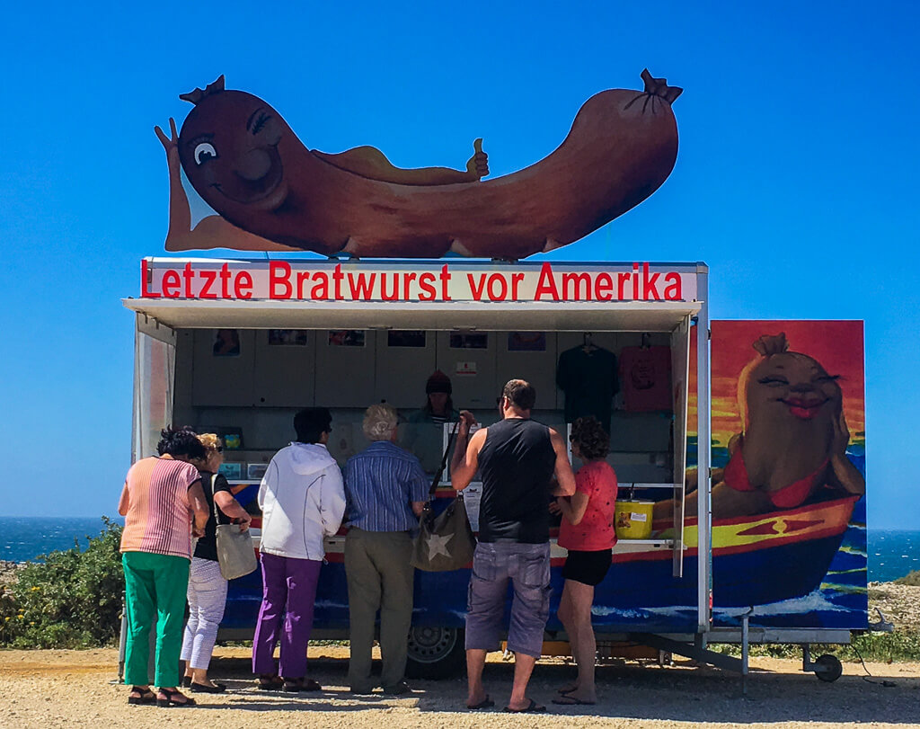 last-sausage-before-America-stall-in-Sagres