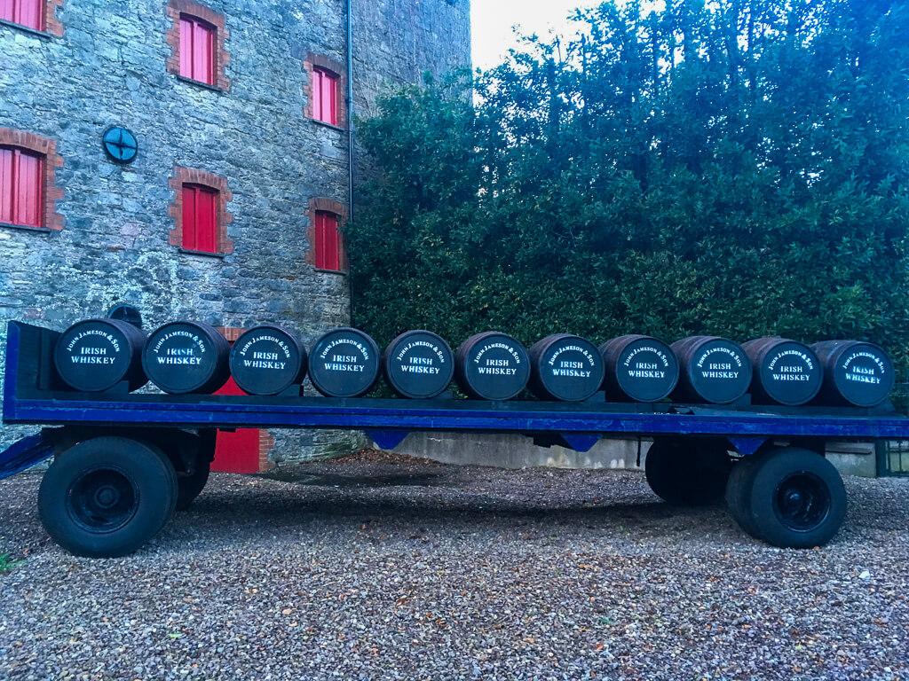 Jameson-distillery-Middleton-Cork