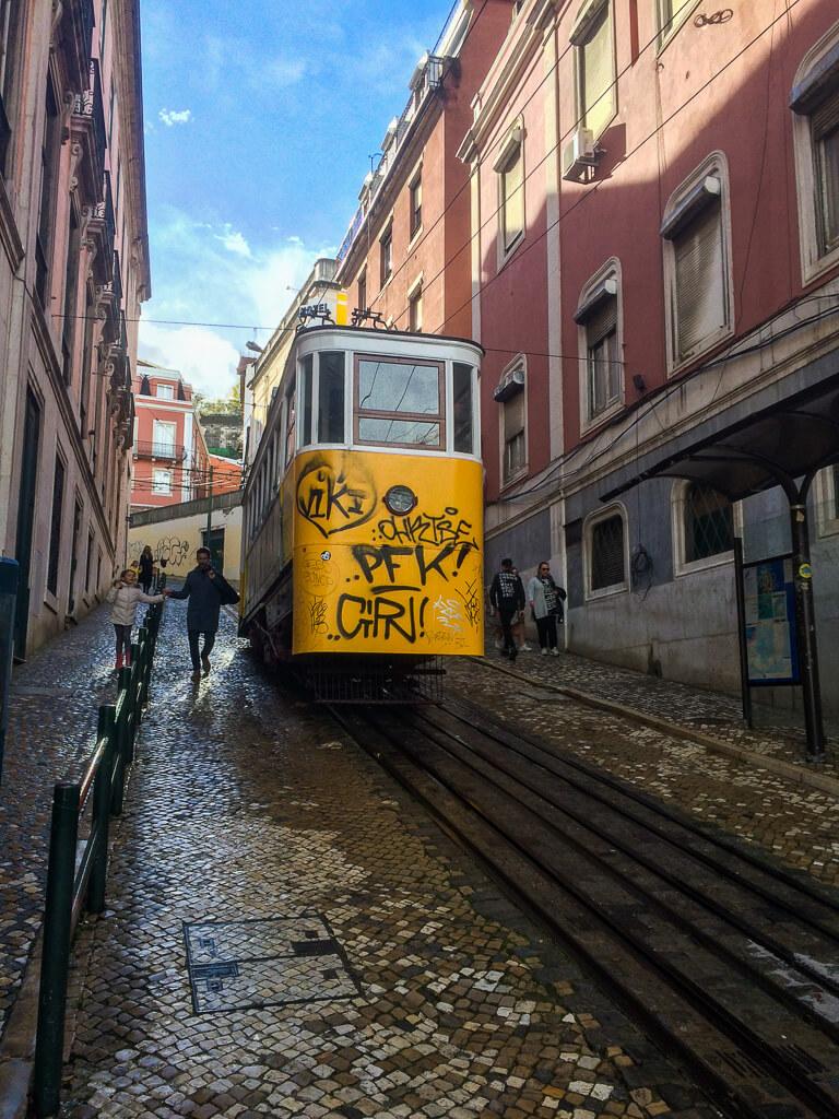 Tram-28-in-Lisbon