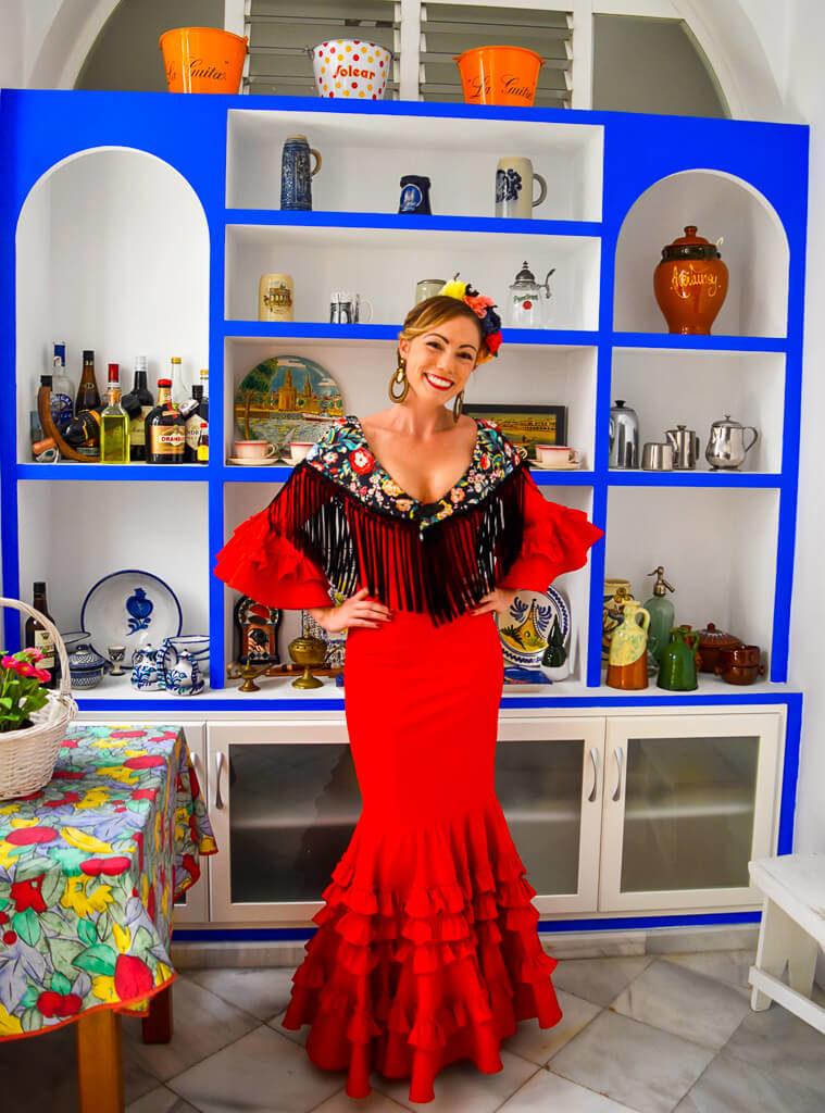 Flamenco-dress-spanish-feria