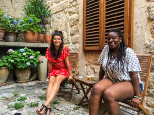road trip in Croatia - hanging out in Dubrovnik