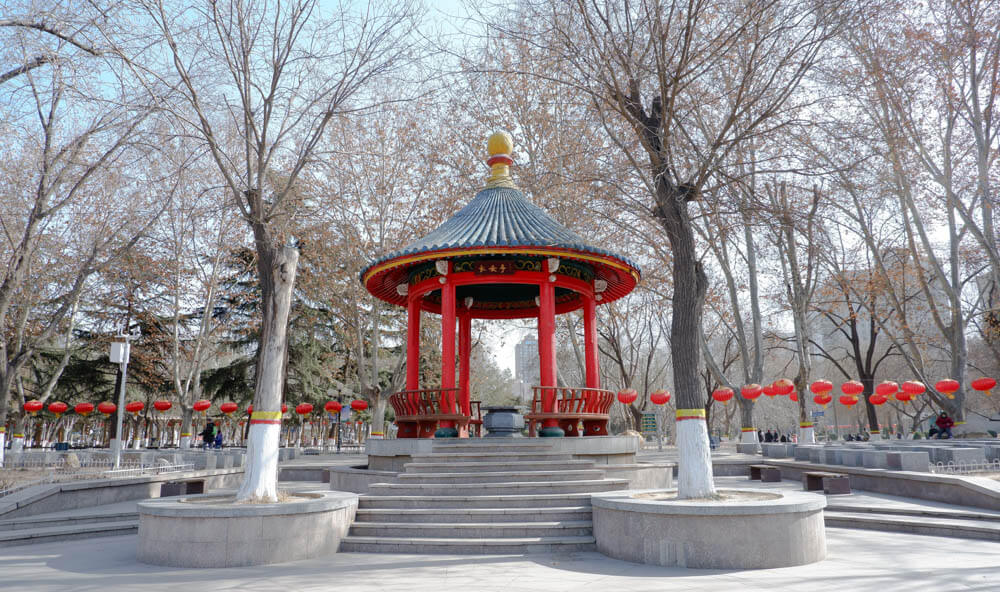 Park-in-china