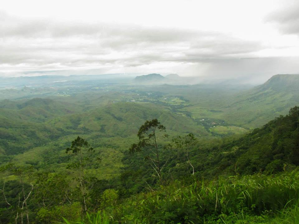 Varirata mountain view