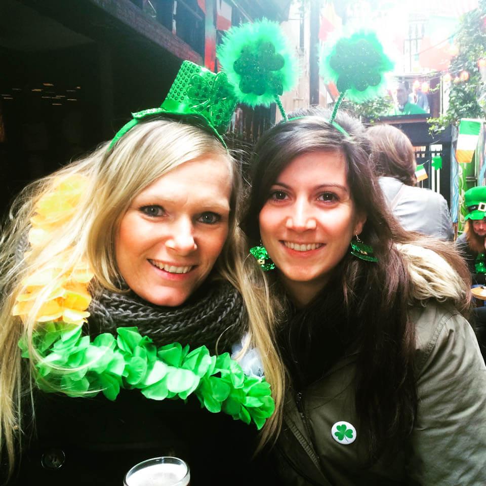 St. Patrick's Day in Cork