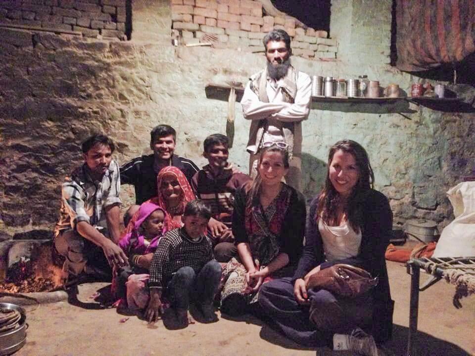 Indian-family-in-Potter-House-Jodphur