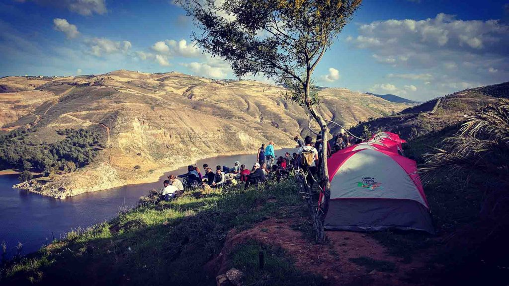Jordan_King-Talal-Dam