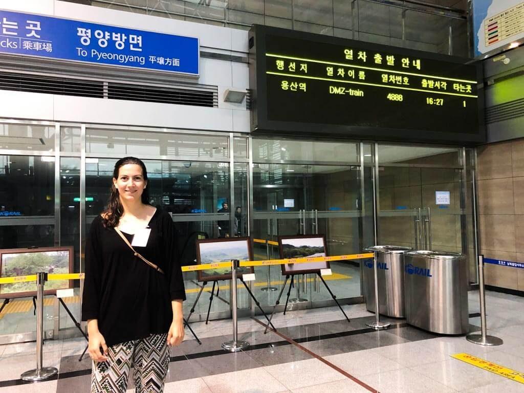 Dorasan-Station-at-DMZ-tour-in-South-Korea