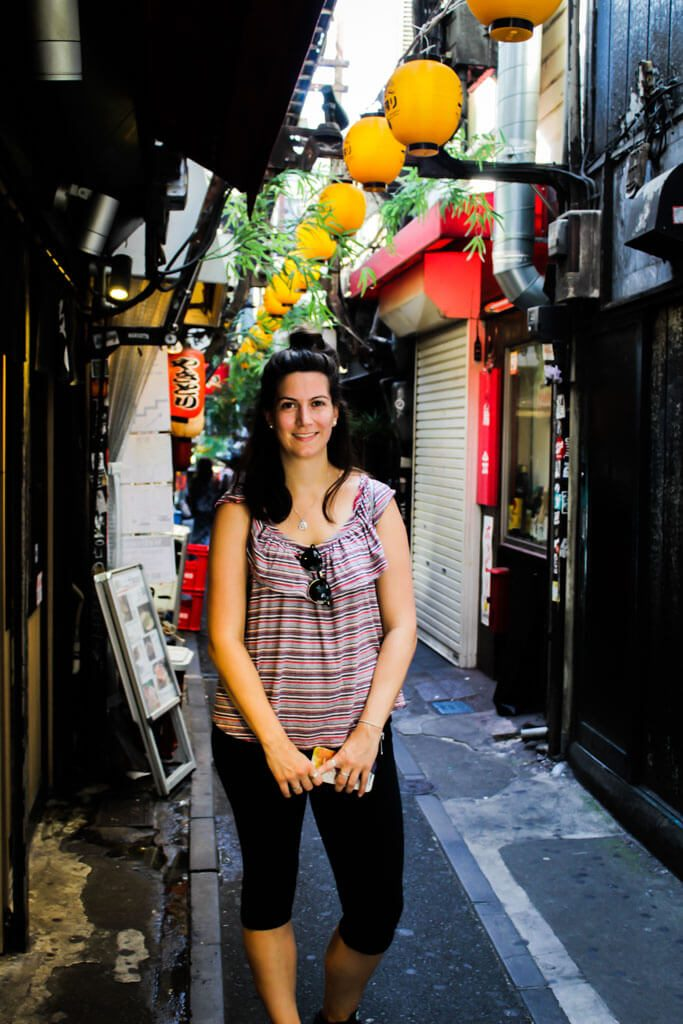Tokyo on a budget - Piss-Alley-and-Golden-Gai