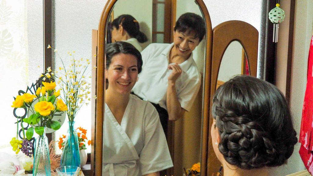 hairstyling-at-kimono-rental-in-kyoto