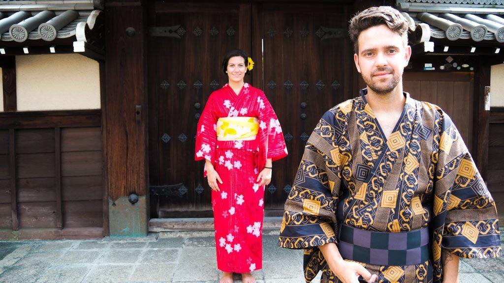 Cheap Kimono Rental in Kyoto Japan