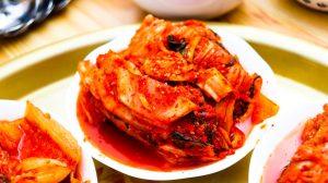 kimchi in South Korea