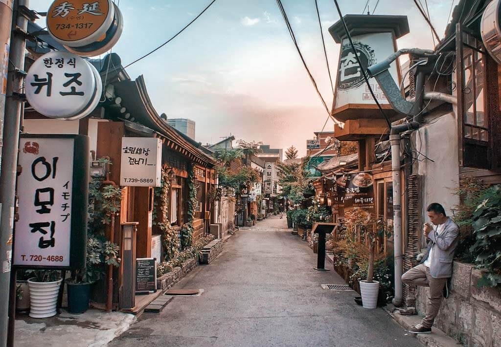 24-Stunden-in-Seoul-Insadong