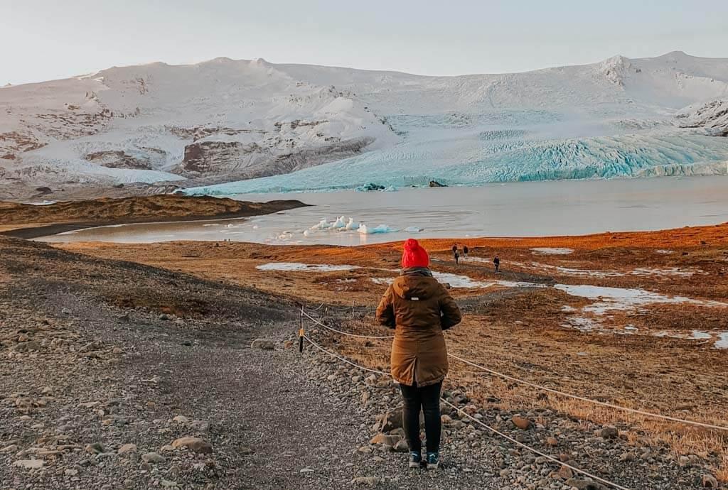 Glacier-View-Iceland
