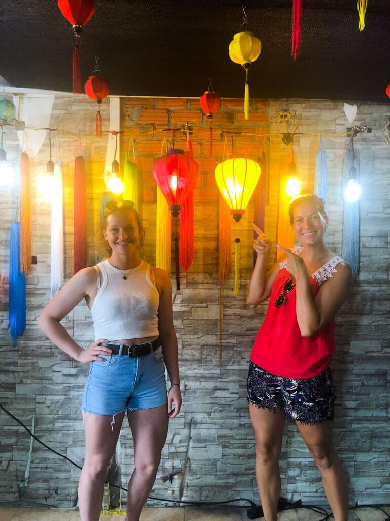 Testing-our-Hoi-An-Lanterns